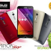 ASUS ZENFONE 2 ZE551ML ILLUSION RAM 4GB ROM 32GB