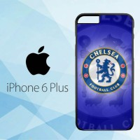 Casing Hardcase HP iPhone 6 Plus Chelsea Fc Logo X4794
