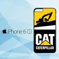 Casing Hardcase HP iPhone 6 6s caterpillar excavator X5861