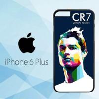 Casing Hardcase HP iPhone 6 Plus Cristiano Ronaldo X4197