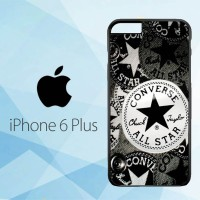 Casing Hardcase HP iPhone 6 Plus converse all star X5672