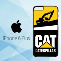 Casing Hardcase HP iPhone 6 Plus caterpillar excavator X5861