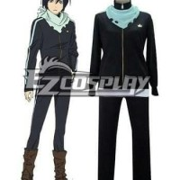 Costum Hallowen Baju Pesta SET COSTUME COSPLAY NORAGAMI YATO