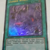 Yugioh zombie world LCJW