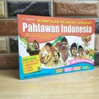 KUMPULAN SEJARAH PAHLAWAN INDONESIA