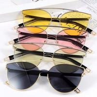 Kacamata cat eye shape sunglasses - P86DF8
