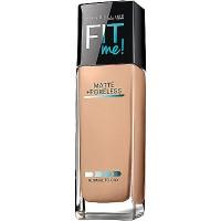 Maybelline Fit Me! Matte + Poreless Foundation - 220 (Natural Beige)