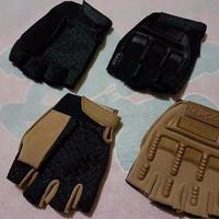 Jual TK4-    Jual -    Sarung Tangan MPACT half finger glove Murah