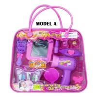 Beauty Boutique / Mainan Make Up Set / Alat Salon Anak