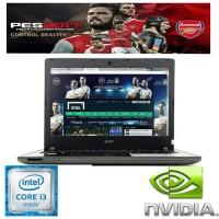 Laptop Gaming Acer E5-475G-341S Core i3 2GB NVIDIA 2GB DDR5 14