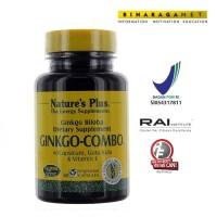 Ginkgo Combo Natures Plus 60 Capsul