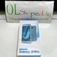Hp Samsung Galaxy J3 Pro New Garansi Resmi (RAM 2GB+ROM 16GB)