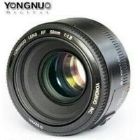 LENSA FIX YONGNUO EF 50mm/50mm f1.8 For canon