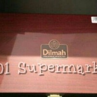 DILMAH TEA LUXURY BOX 60's