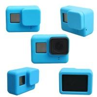 Jual GoPro Hero 5 Silicone Case with Lens Cap Cover Murah