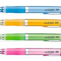 UNI ALPHA GEL Mechanic Pencil 0.5mm