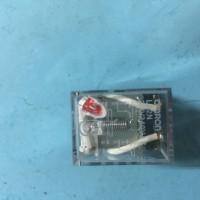relay omron LY2N 220vac asli