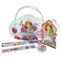 Perlengkapan Alat Tulis Disney Sofia the First Original Stationery Set