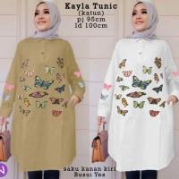 Harga 65151 kayla tunic baju tunik murah atasan muslim wanita | Pembandingharga.com