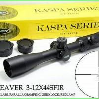 Weaver Kaspa 3-12X44 Sfir Tactical Ballistic-X