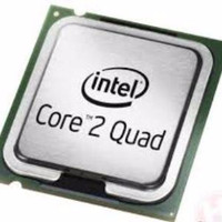 Murah PROCESSOR QUAD CORE Q6600 2.4GHZ + FAN (CORE 2 QUAD 2.4 GHZ)