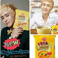 Jual Murah Ottogi Cheese Chicken Ramen / Mie Instant Ayam Keju Korea Samyan Murah