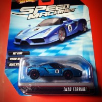 Hot Wheels Enzo Ferrari Speed Machines (RARE)