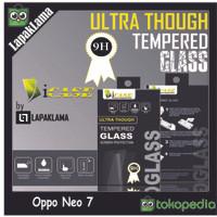 TEMPERED GLASS OPPO NEO 7 ANTI GORES SCREEN GUARD PROTECTOR ANTI GORES