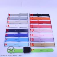 Apple Watch Sport Band 42mm dan 38mm New Colours