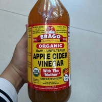 Jual BRAGG Apple Cider Vinegar 946ml (Cuka Apel) Murah