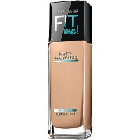 Maybelline Fit Me! Matte + Poreless Foundation - 120 (Classic Ivory)