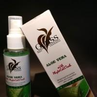 Genss Hair Tonic Aloe Vera with PhytoCellTech