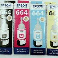 Tinta Printer Epson Original L100 L110 L120 L200 L210 L220 L300