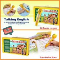 Buku Talking English dari Grolier