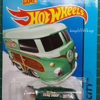 Hot Wheels : Volkswagen Kool Kombi TH$ Treasure Hunt Hotwheels VW US