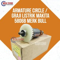 Armature / Angker Mesin Circular Saw / Circle Makita 5806B by Bull