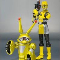 Bandai S.H.Figuarts - Yellow Buster & Usada Lettuce