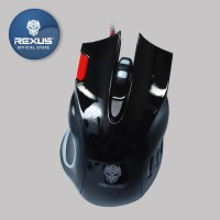 Rexus Viper Gaming Mouse G8 - RXM-G8 - 7 Button Turbo