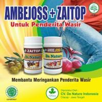 Ambejoss Herbal Terdaftar BPOM
