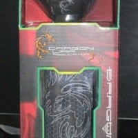 DRAGON WAR ELE-G9 THOR GAMING MOUSE + GAMEMAT