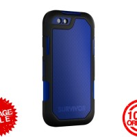 Harga survivor extreme for iphone 6 plus 6s plus dark blue black | Pembandingharga.com