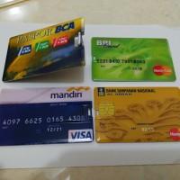 D3359 Flashdisk Model Kartu ATM Mandiri BCA 8 KODE RR3359