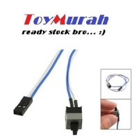 Kabel cable tombol power switch reset led hdd button komputer cpu pc/