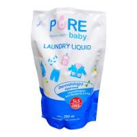 PURE BABY Laundry Liquid 700ml | Baby Laundry | Detergent bayi