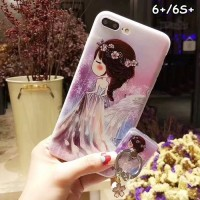 Case Handphone Unik Dan Lucu FOR IPHONE 6 PLUS/6S PLUS-BEAUTY GIRL