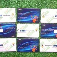 AQ6596 Flashdisk Model Kartu ATM Mandiri BCA 8 KODE X6596