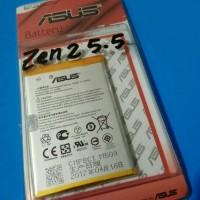 Baterai Batre Asus Zenfone 2 5.5inch C11P1424 zoom ZE550ML / ZE551ML