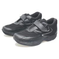 Sepatu Anak Termurah-Terlaris - Sepatu Sekolah Kets Hitam Anak Bsm