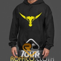 Jaket Hoodie Kamen Rider Zolda Symbol - Roffico Cloth