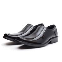 Sepatu Kulit Pantofel Pria Premium - Wetan Gianyar